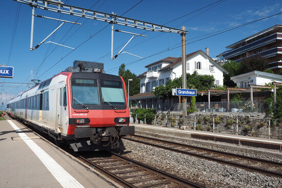 Interrail passes can offer great flexibility when travelling - and can be a cheap alternative to point-to-point tickets in countries that do not charge a supplement, like Switzerland (photo © hidden europe).