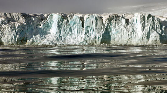 Glacier in Franz Josef Land in the Russian Arctic (photo © Vladimir Melnik / dreamstime.com).