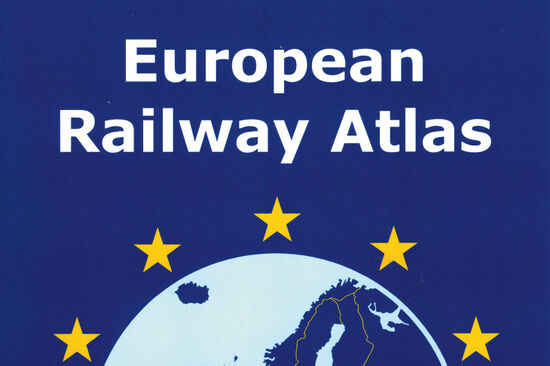 The latest edition of Mike Ball's European Railway Atlas was published in September 2017